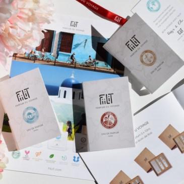 FiiLiT – Les parfums du voyage