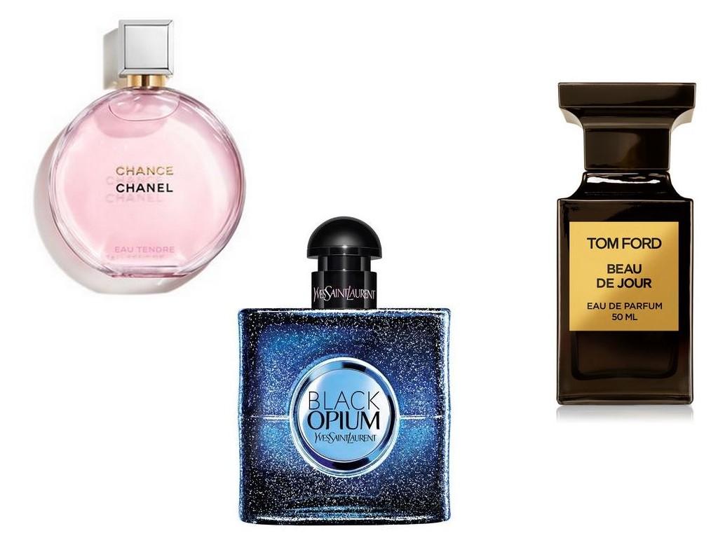 Nouveautés parfums Dior, Chanel, YSL, Tom Ford - janvier 2019