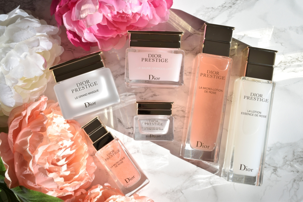 Dior Prestige rose de Granville