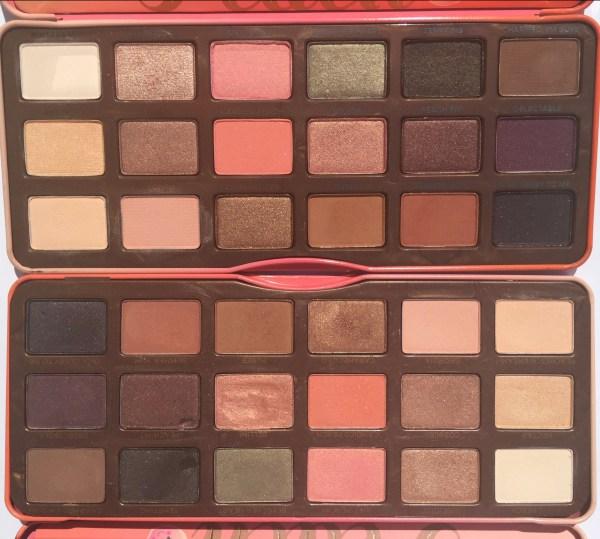 sweet peach palette # 75