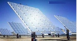 Energia Solar - Sistema Concentrador Fotovoltaico de Geracao de Eletricidade