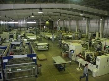 Fábrica de Paineis solares