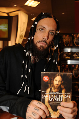 "Brian Welch - ""Save-me from Myself"" (Salvo de mim Mesmo)"