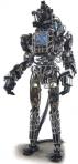 Robótica: Robô Atlas da DARPA (Crédito: DARPA)