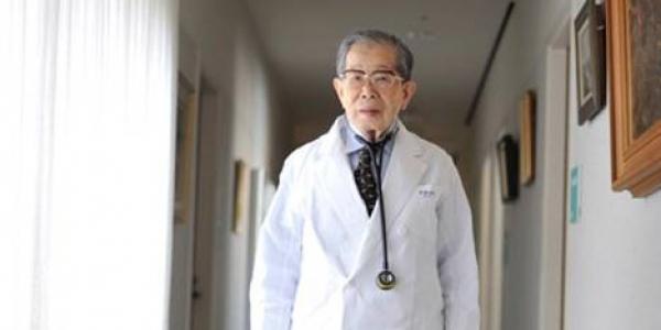 Doutor Shigeaki Hinohara não é nenhum médico comum (Fonte: St. Luke Hospital)