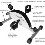 DeskCycle Desk Exercise Bike Pedal Exerciser
