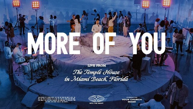 Vous Worship more of you mp3 and lyrics