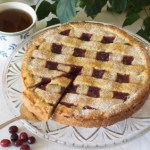 Traditional Authentic German Austrian Linzer Cake