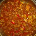 German Goulash Recipe with Beef and Paprika - Authentic German