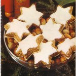 Hazelnut Christmas Cookies from Trier