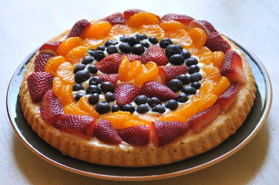 Cake Recipes With Liqueur: Fruit Cake With Tiffin Liqueur • German Recipes