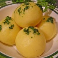 Potato Dumplings Spessart Style