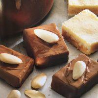 Almond Chocolate German Cookies