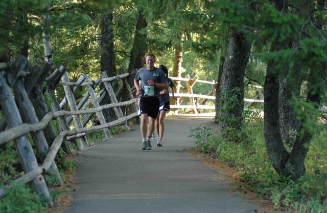 Mesa Falls Marathon  Ashton Idaho  8242019  My BEST