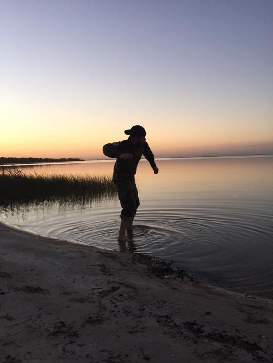 Skipping Rocks Ain't Just for Kids