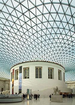 Библиотека Британского музея Читальный зал