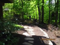 Big C Lawn and Landscaping - Stepping Stones and Mulch - Spring Cleanup, 2015 - 78