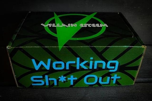 Working Sh*t Out Subscription Box