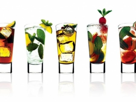 best mixed drinks