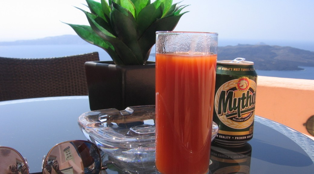 best bloody Mary recipe photo