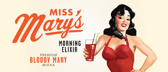 Miss Mary's morning elixir