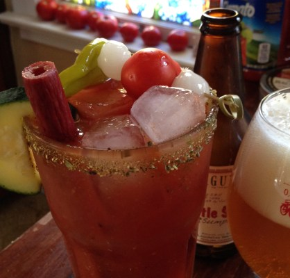 How to make the best Bloody Mary