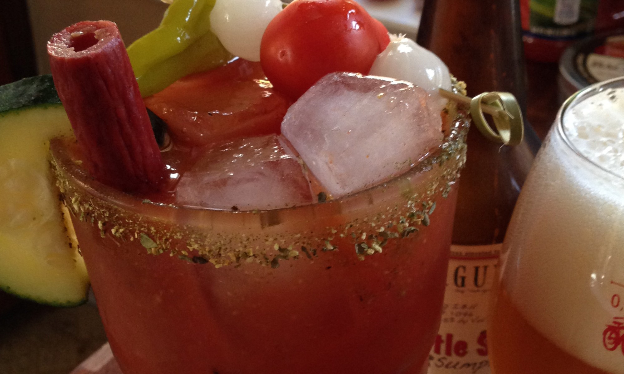 How do you make the best Bloody Mary