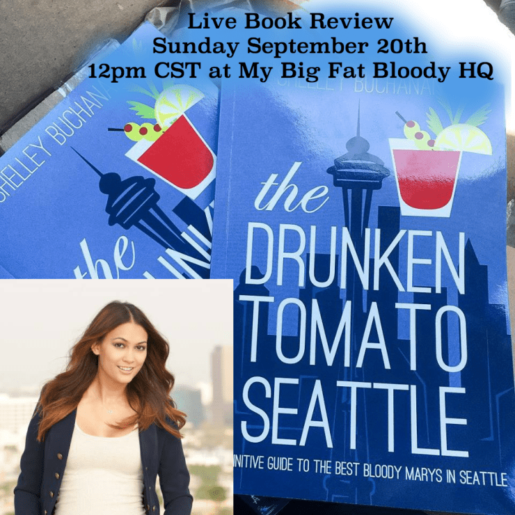 Drunken Tomato Seattle Book Review