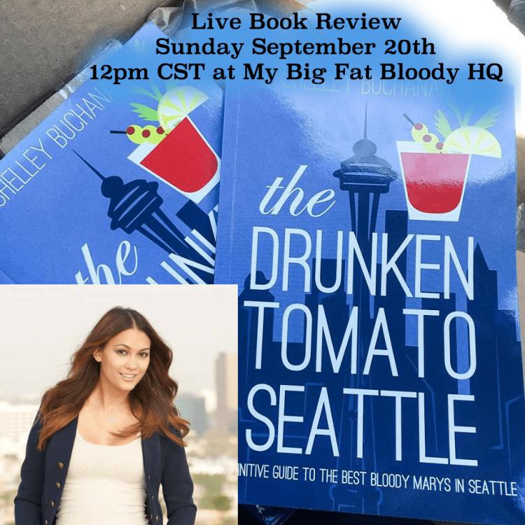 Drunken Tomato Seattle Book Review