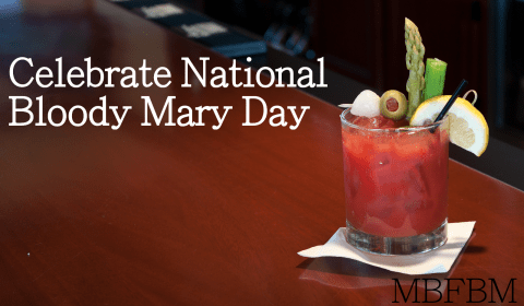 national bloody Mary day Recipe