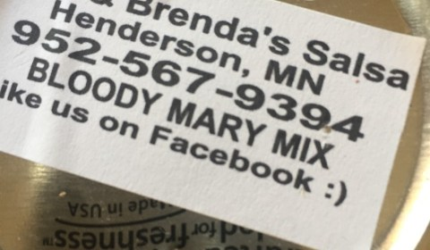 Mike and Brenda's label