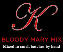 K bloody Mary Mix review