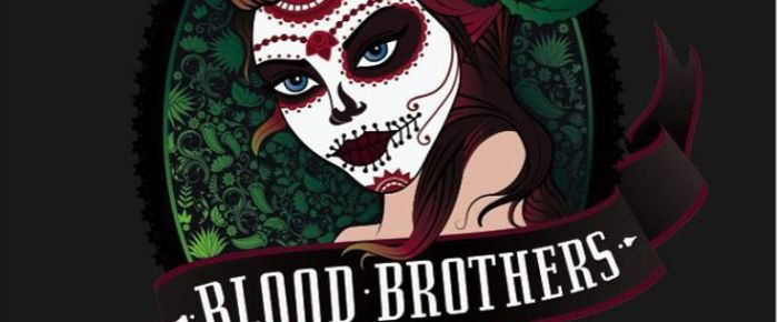 Blood Brothers Blood Shot Mix   Callin' Oates Emergency Help Line