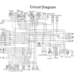 z200 wiring diagram street bikes 150cc buggy wiring diagram suzuki 150cc wiring diagram [ 1024 x 791 Pixel ]