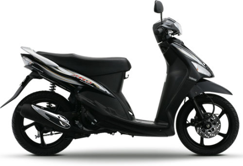 Xtreme motorcycles Specification of yamaha mio sportysoul