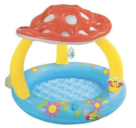 piscina gonfiabile per neonati