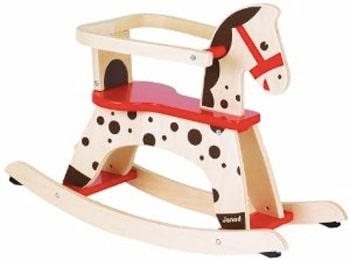 cavallo a dondolo janod