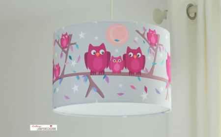 lampade per cameretta dei bambini