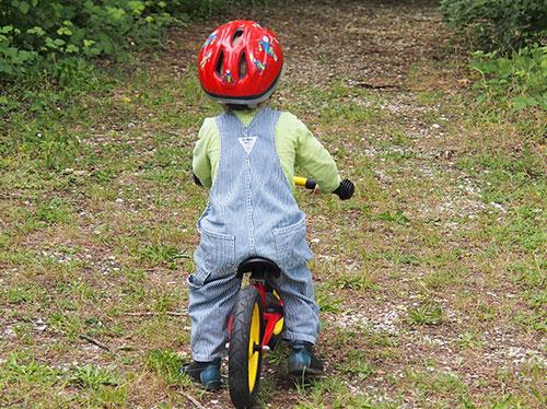 bici senza pedali bimbi