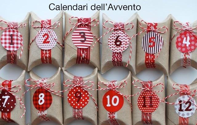 Creare Calendario Avvento.I Piu Belli Calendari Dell Avvento Per Bambini