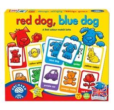 red dog blu dog gioco esperienze