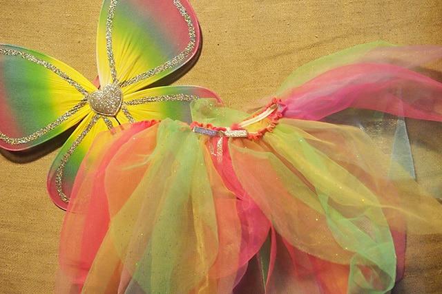 costume farfalla Hm