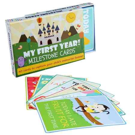 milestone cards italiano