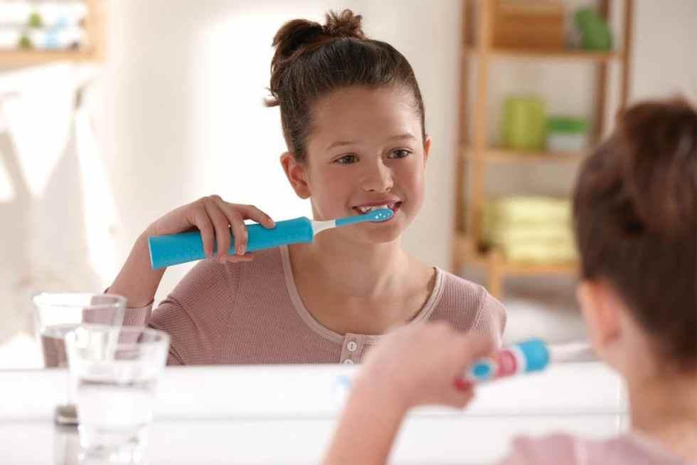 migliori spazzolini elettrici bambini