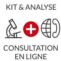 Pack Analysis and online consultation