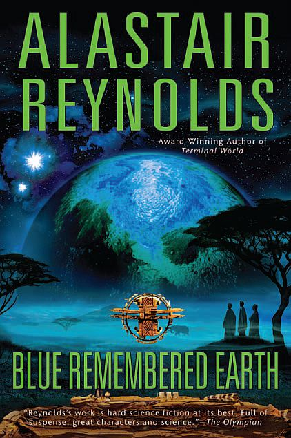 Blue Remembered Earth - Alastair Reynolds (1/2)