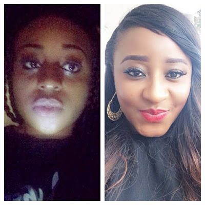 Queen Wokoma and ini edo