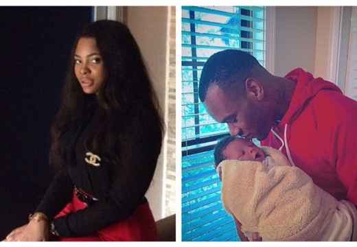 d'Prince , the Babe Mama, and the Baby