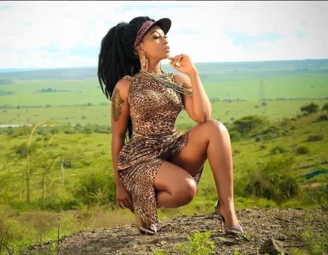 Victoria Kimani Biography