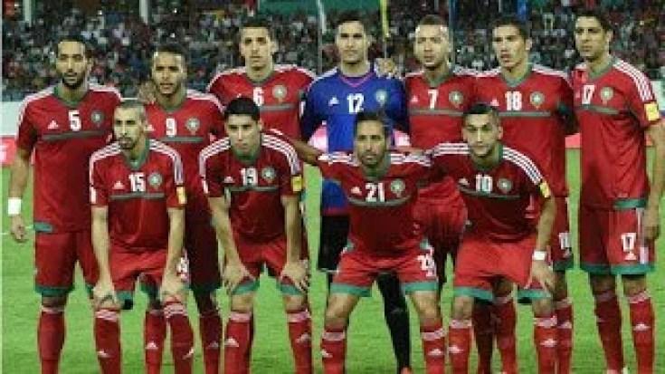 Morroco football team has been nicknamed Lions of the Atlas 🇲🇦